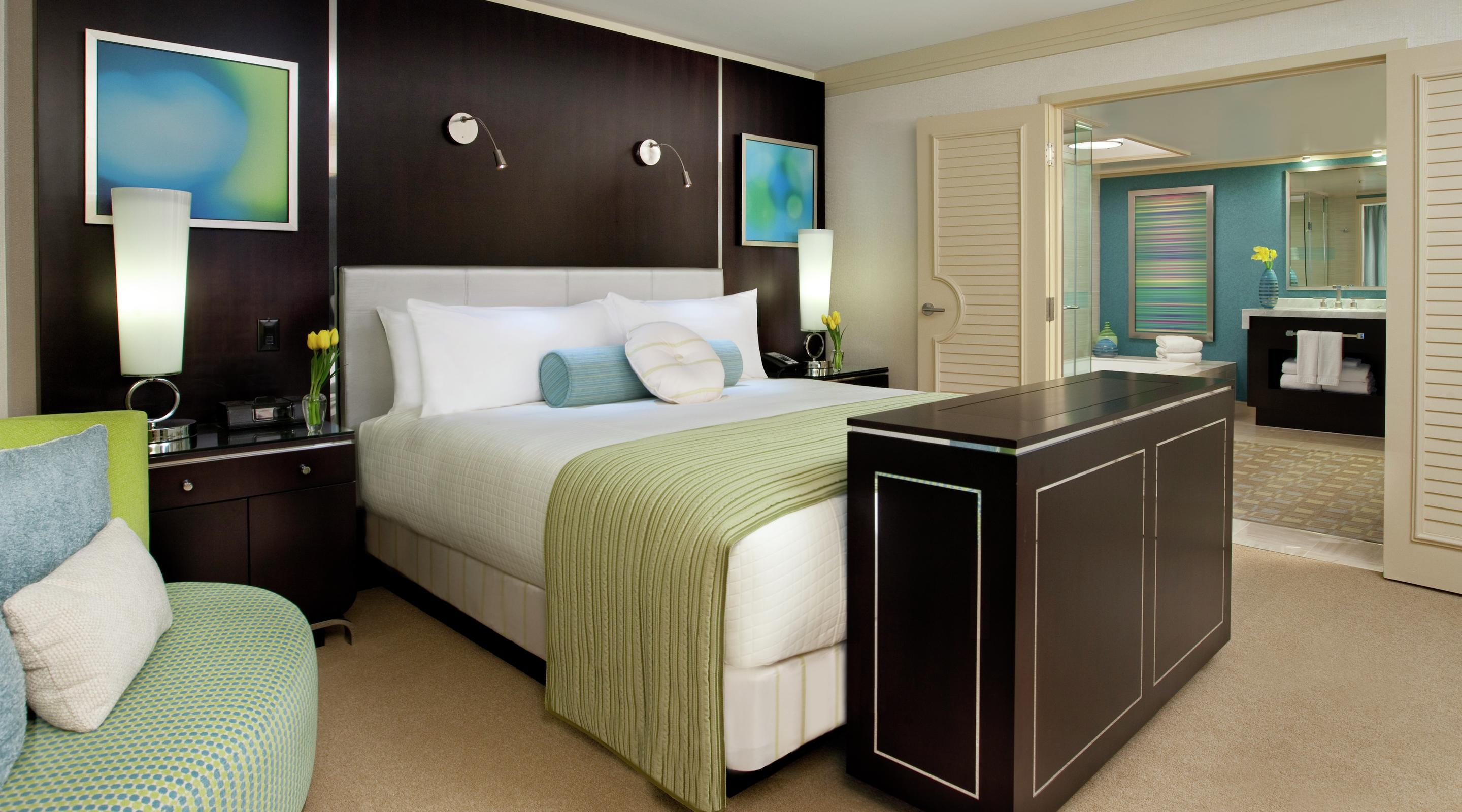 One Bedroom Tower Suite - The Mirage
