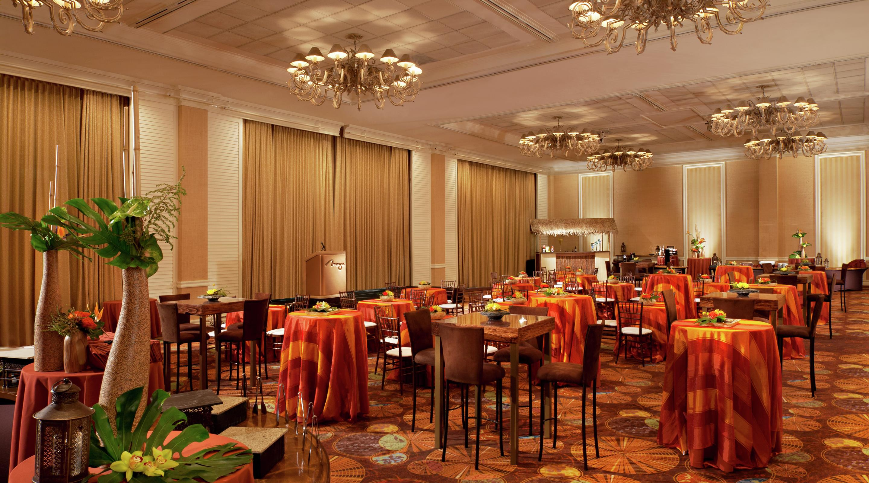 Why Meet at The Mirage - The Mirage